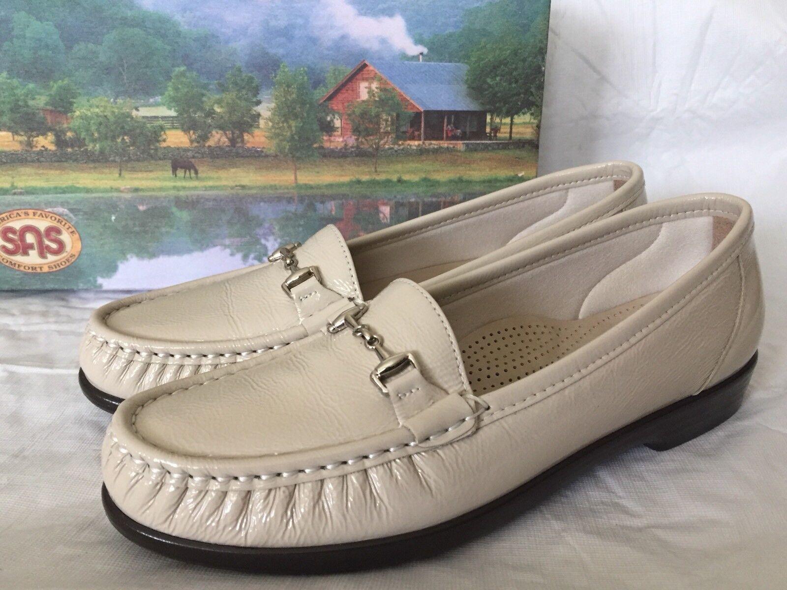 SAS Metro Size Size Size 7.5N Slip On Loafer Bone TriPad Comfort Slip On shoes 575c8f