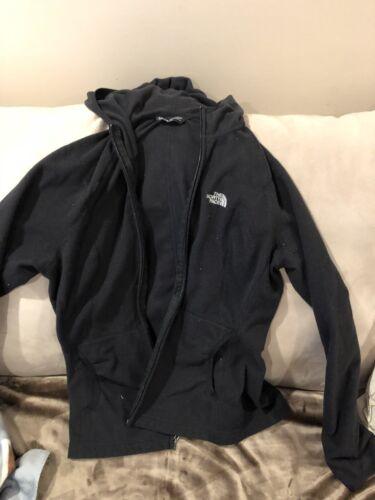 Jacket Lightweight Full North Face The Medium Fleece Størrelse Zip Hooded tdXaxdqw0