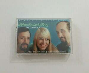 Peter Paul and Mary The Collection Cassette Tape Two 1998 Warner SP