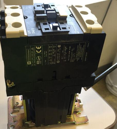 Telemecanique Contactor Model LP1 D401BD