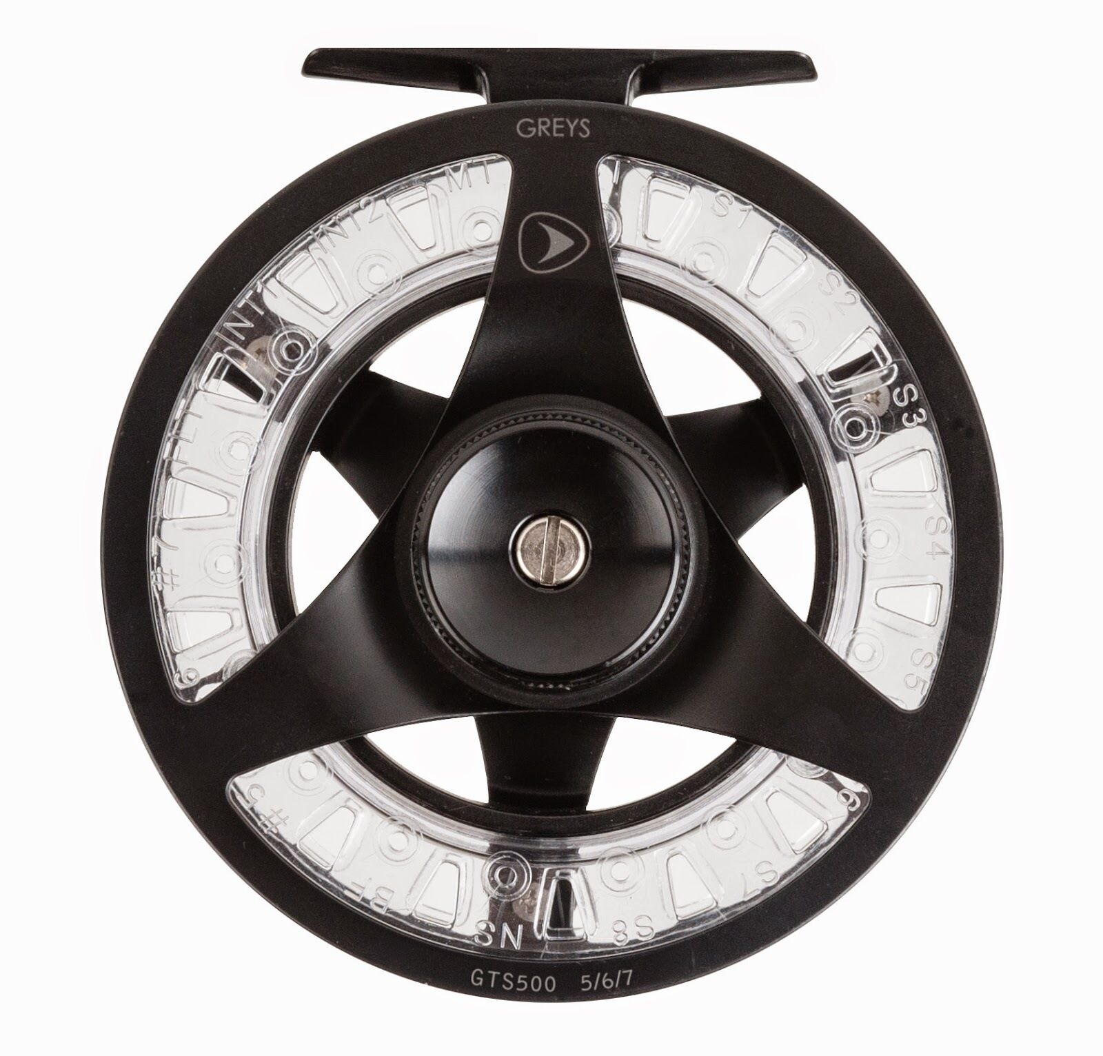 grigios GTS 500 Series Cassette Fly Reel Fresh / Salt Salt / Water - ALL SIZES +WARRANTY 13a1b5