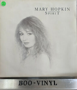 MARY-HOPKIN-SPIRIT-1ST-ISSUE-1989-UK-TRAX-VINYL-LP-MODEM-1045-A1-B1-Ex-Con
