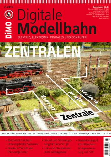 MIBA ferrovia Journal Digitale Modello Ferrovia Centrale digitale 2-2017