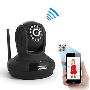 Annke 720p Wifi Wireless Ip Network Ptz Security Camera