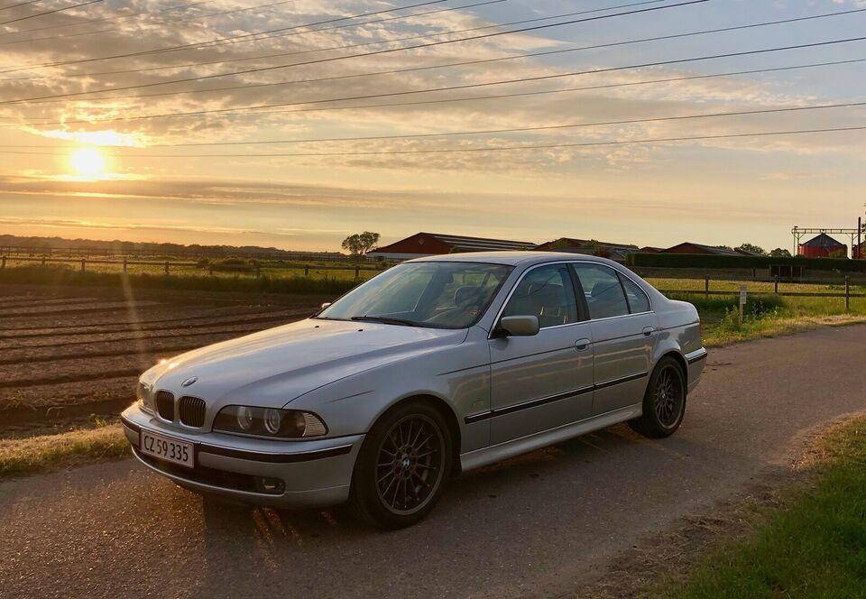 BMW 535i, 3,5 V8, Benzin