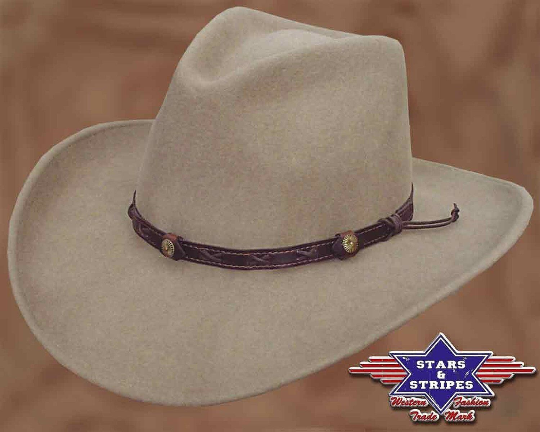 Western Eastwood feltro regolabile da Stars & Stripes