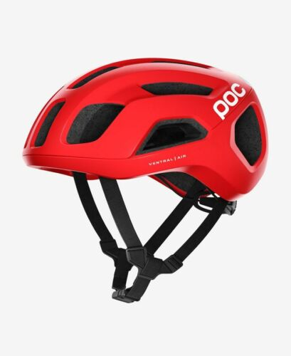 POC Cycling Ventral AIR SPIN Cycling Helmet Prismane Red Matte Size MED