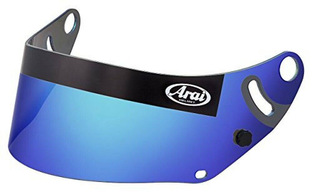 ARAI Mirror Shield (Smoke   bluee) 8859 Series GP-6    GP-6S   SK-6 only 011349  the newest