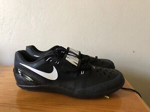4cc70f8d4e2b Nike Zoom Rotational 6 Shot Put Discus Track Shoes Black 685131-017 ...