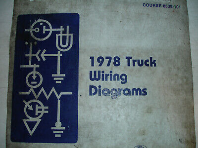 1989 FORD L-SERIES L SERIES TRUCK Electrical Wiring Diagrams Service Manual EVTM