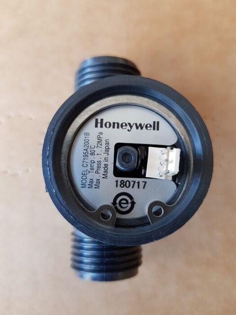 Honeywell Interrupteur de Débit Débitmètre 1/2 C7195A2001B C7195A1011B R7010232