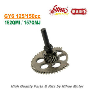 TZ-49-125cc-150cc-Start-Gear-GY6-Parts-Chinese-Scooter-Motorcycle-152QMI-157QMJ