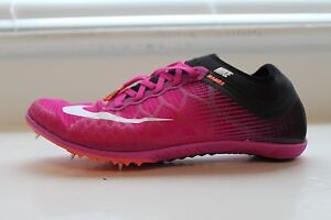 Nike-Zoom-MAMBA-3-Men-039-s-Track-Spikes-Women-039-s-800-5000-8-9-9-5-10-5-MSRP-125-NEW