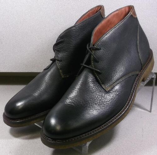 Taglia uomo 252021 in M da pelle nera Stivali Johnston Pfbt40 Murphy lacci Scarpe 8 con qHtIatx