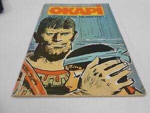 OKAPI-BIMENSUEL-NUMERO-243-LE-RETOUR-D-039-ULYSSE-EDIT-BAYARD-PRESSE-1982