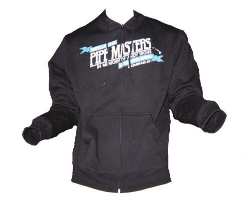 Billabong Kapuzen Sweatshirt Jacke Full Zip Pipe Master Black Andy Irons