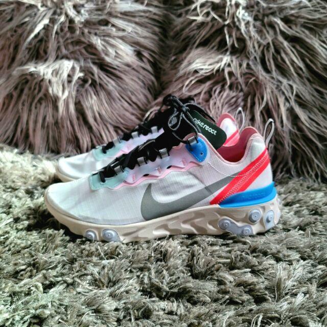 Size 10 - Nike React Element 55 Blue Hero for sale online | eBay