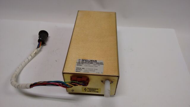 Spellman X3000 50V-30kV High Voltage Power Supply