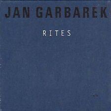 BRAND NEW SEALED Rites by Jan Garbarek (CD, Jan-1999, 2 Discs, ECM) JZ1180
