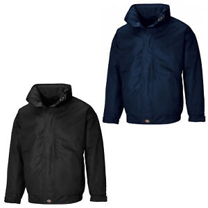 Dickies Cambridge Jacket Waterproof Breathable Durable Mens Work Coat JW23700