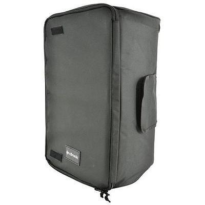 """AVSL 127.070 Generic Padded Speaker Transit Bags For 12"""" Speaker Cabinets - New"""