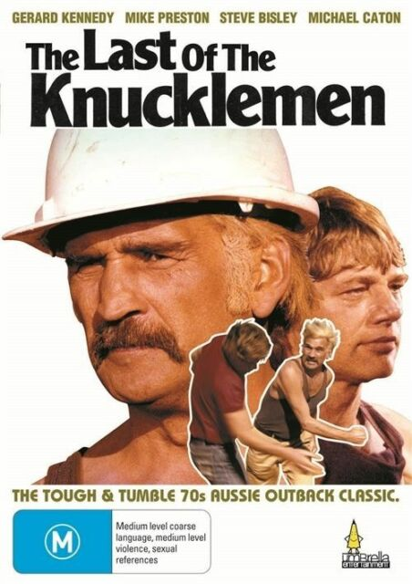 Last Of The Knucklemen (DVD, 2012) - Rare  ...Like new