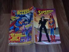 SUPERMAN  SPECIAL  #  2 -- Dino / DC-Comic 1996 / das Ende !!??