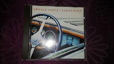 CD Donald Fagen / Kamakiriad - Album 1993