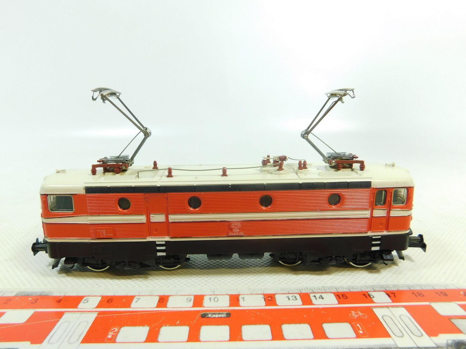 BT1-1Märklin H0 Ac Ac Ac 3041 Electric Locomotive E-Locomotive 1043.01 ÖBB,2. Choice 3f401a