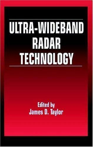 Ultra-Wideband Radar Technology by James D. Taylor (2000, Hardcover)