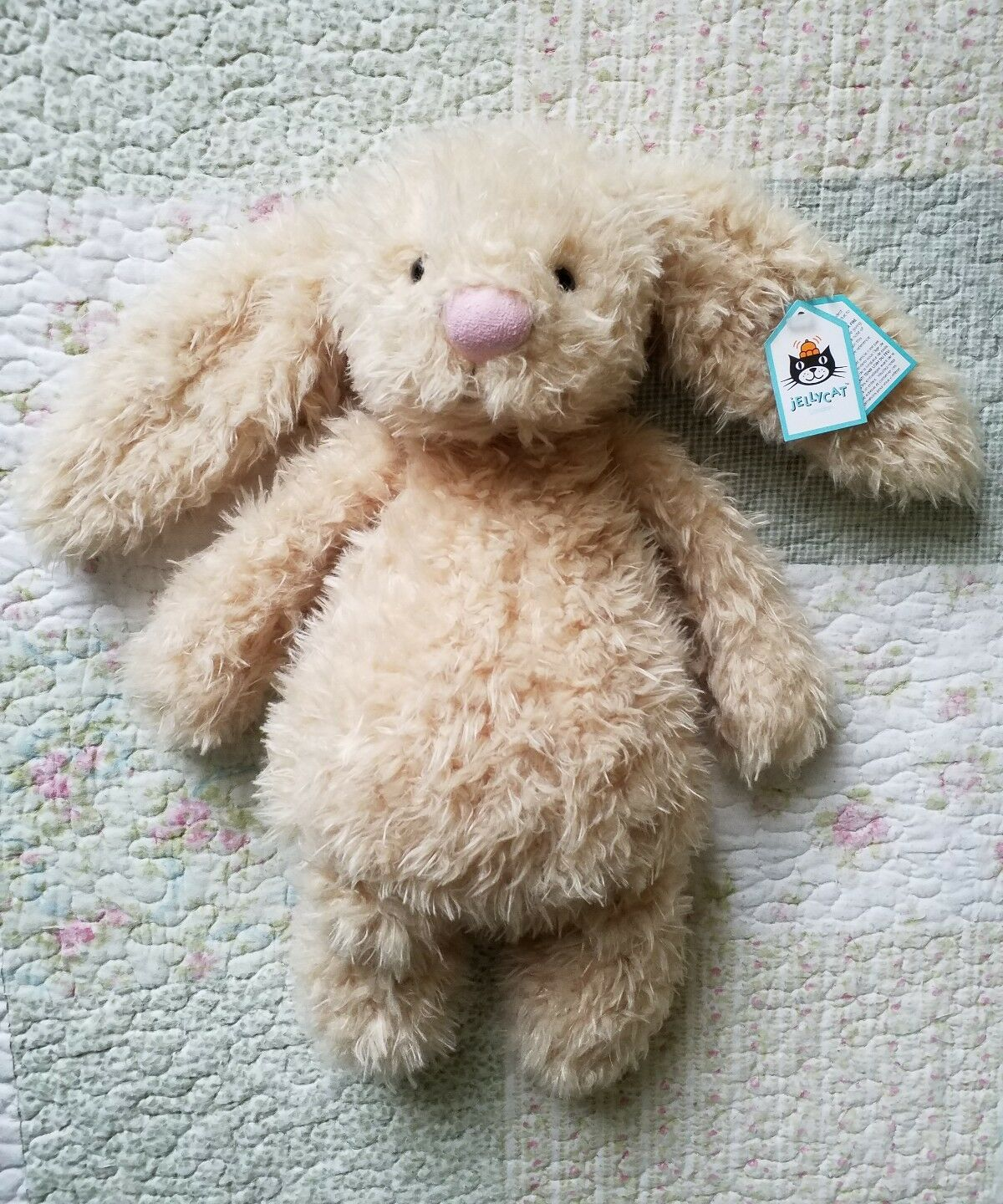 Jellycat Large Buttercup 16  Special Edition Bunny Retired NEW