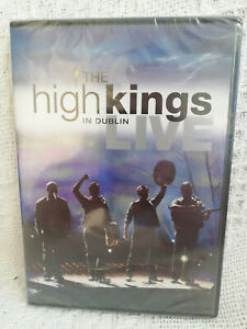 The-High-Kings-Live-in-Dublin-New-amp-Sealed-DVD