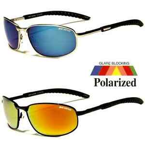 2656d39954f Image is loading NEW-Classic-Metal-Vintage-Men-Women-Fashion-POLARIZED-