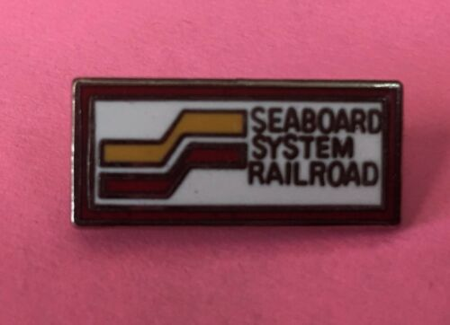 Seaboard System Railroad  #1265 NEW Railroad Hat-Lapel Pin//Tac