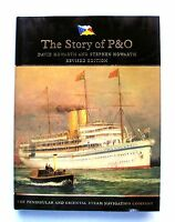 The Story Of P&o Peninsular & Oriental Steam Navigation Co Howarth Hardcover