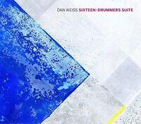 Dan Weiss - Sixteen [new Cd] on Sale