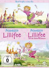 Prinzessin Lillifee - Spielfilm Box - 2 DVDs - NEU u. OVP