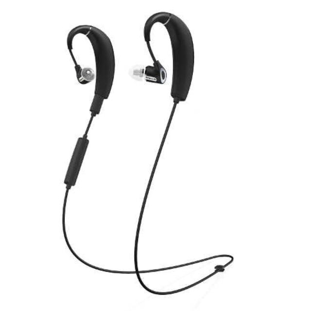Klipsch KLR6BTH111 R6 In Ear Bluetooth Earphone Black From Japan with Tracking