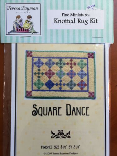 TERESA LAYMAN MINIATURE KNOTWORK KIT SEVERAL SELECTIONS TO CHOOSE FROM