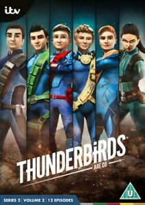 Nuovo Thunderbirds Are Go Serie 2 - Volume 2 DVD
