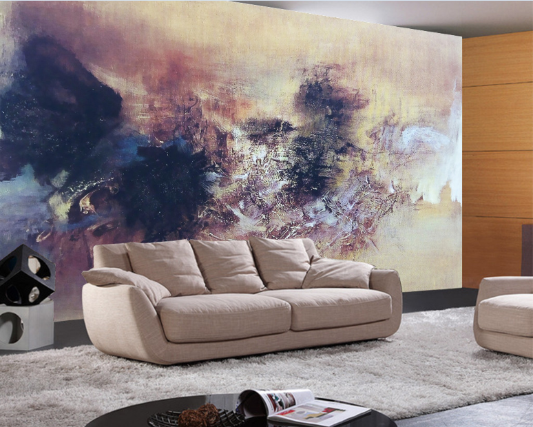 3D Scribble Oil Painting 854 Wall Paper Wall Print Print Print Decal Wall AJ WALLPAPER CA 545836