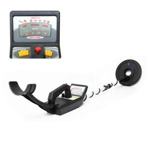 Pyle Metal Detector Waterproof Search Coil Pinpoint Detect Headphone Comp