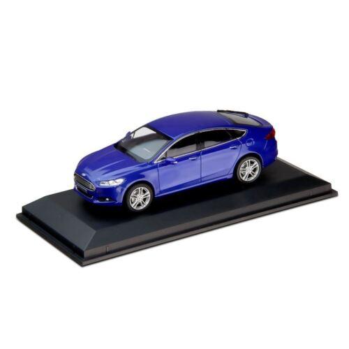Ford Mondeo Voiture Modèle bleu métallique échelle 1:43 F35020886