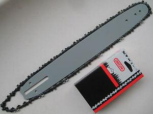 35cm-52TG 1 x OREGON Schiene zu DOLMAR 3 Sägeketten