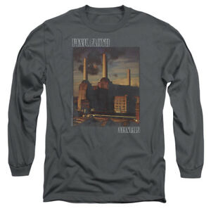 PINK-FLOYD-ANIMALS-Album-Cover-Vintage-Style-Adult-Long-Sleeve-T-Shirt-S-3XL