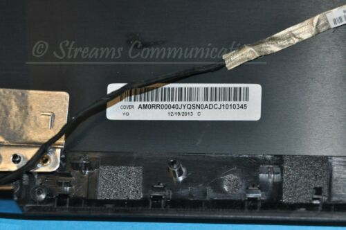 "Lenovo IdeaPad Y510P 15.6/"" Laptop LCD Back Cover Web Camera Rear Lid"