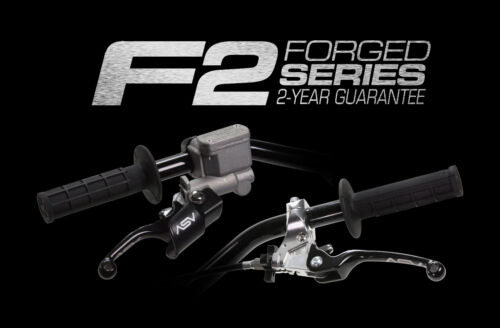 ASV F2 PAIR PACK Brake /& Clutch Levers Yamaha YZ250F Black 01-07 01-06 //450F