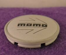 Momo Silver Custom Wheel Center Cap Set of One (1)