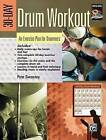 30-Day Drum Workout: An Exercise Plan for Drummers by Pete Sweeney (Paperback / softback, 2000)