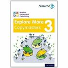 Numicon: Number, Pattern and Calculating 3 Explore More Copymasters: 3 by Romey Tacon, Ruth Atkinson, Val Willmott (Paperback, 2014)